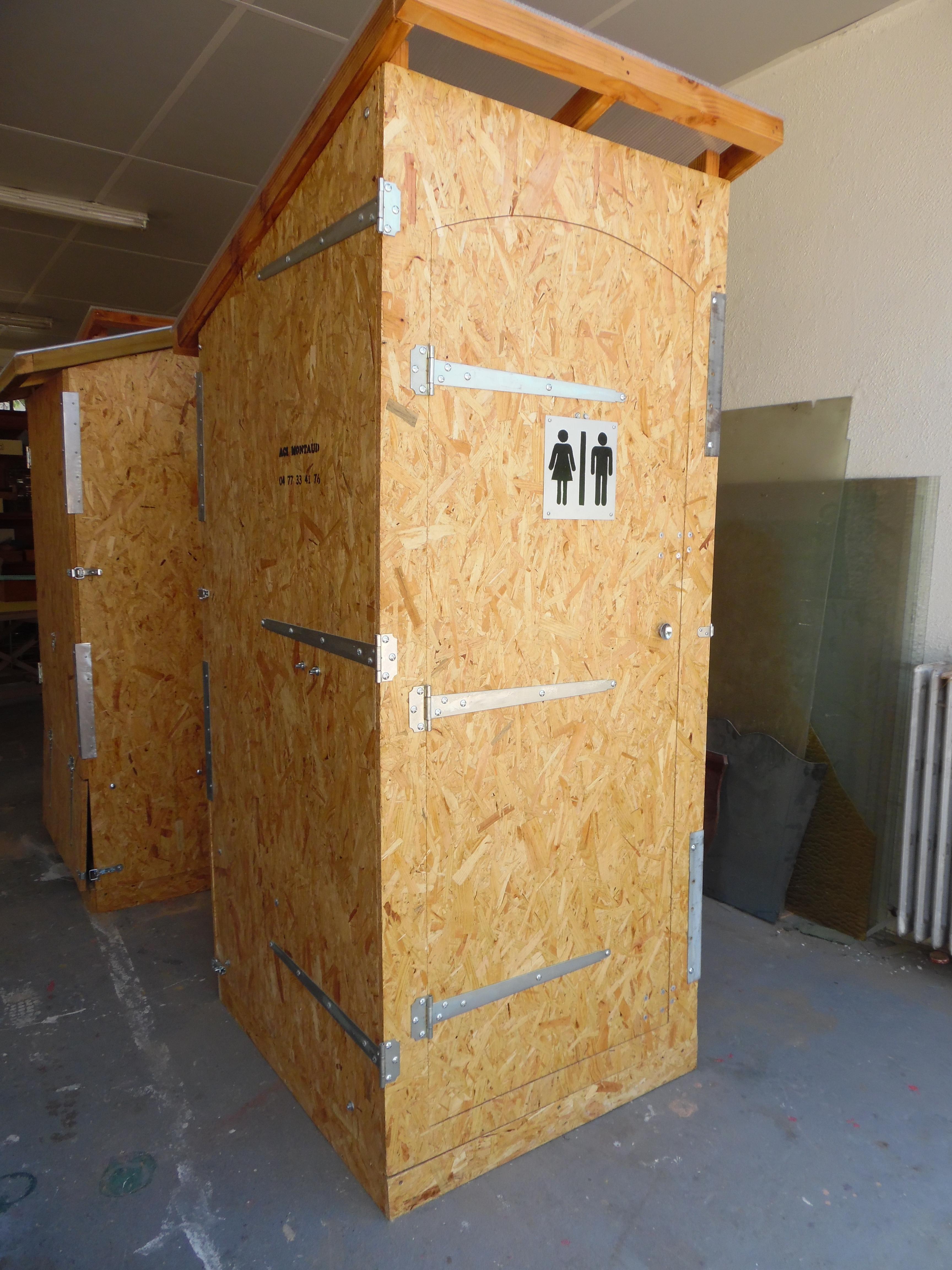 Location / Vente Toilettes Sèches | Comité d\'animation pour ...